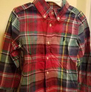 Ralph Lauren 4T Shirt